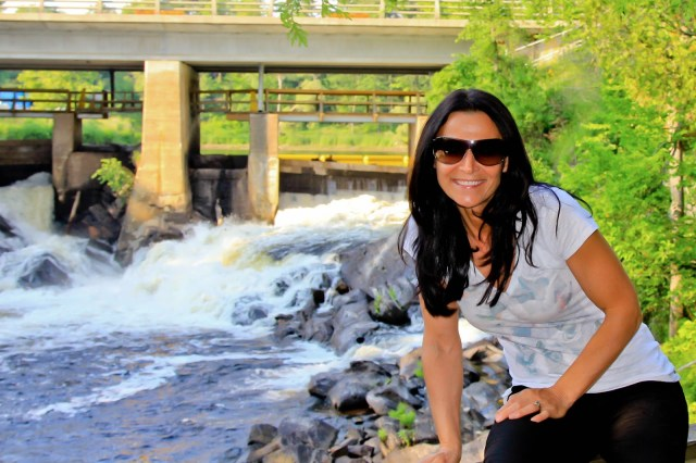 Waterfalls BRACEBRIDGE, Brampton Photographer, Caledon Photographer, Mira Budd Photography,