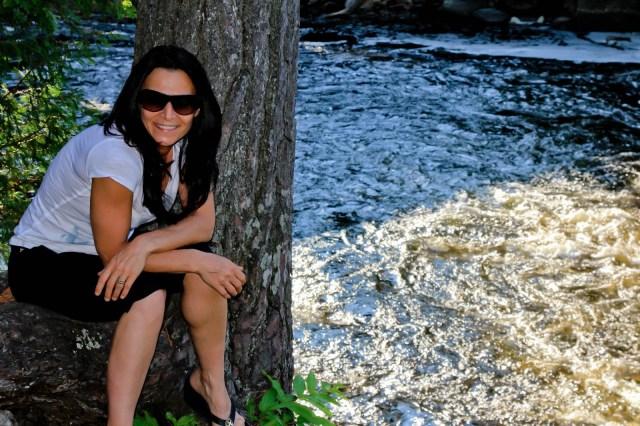 Waterfalls BRACEBRIDGE, Brampton Photographer, Caledon Photographer, Mira Budd Photography,