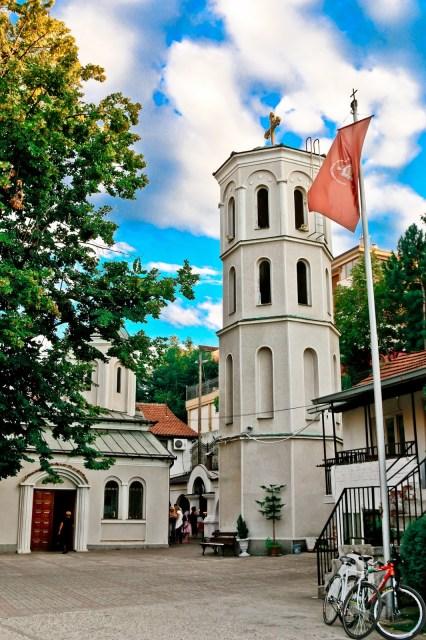 Things to See in Macedonia, Skopje Church, Sv. Petka,