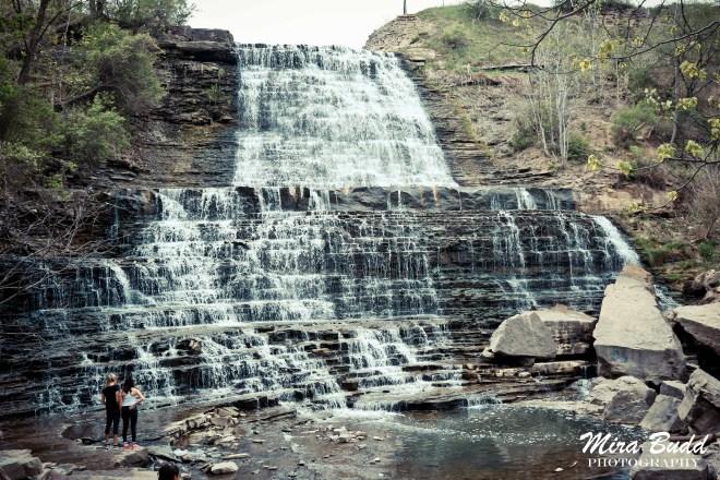 Waterfalls Hamilton, Albion Falls, Waterfalls In Hamilton Ontario, Red Hill Valley Trail, Bruce Trail Waterfalls,