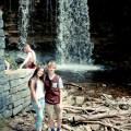 Hilton Waterfalls, Halton Falls, Waterfalls in Ontario, Hiking Trails in Ontario,