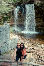 Beautiful Waterfalls in Ontario, Biking Trails in Ontario, Halton Falls, Hiking Trails in Ontario,