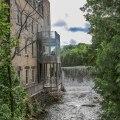 Millcroft Inn Falls, Alton Ontario,