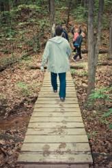 Terra Cotta Bridge, Hiking in Caledon, Hiking Trails in Ontario,
