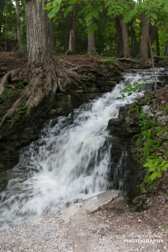 Snow Creek Falls, Things to See in Ontario, Silver Creek Conservation Area,Ontario Waterfalls, Waterfalls in Ontario, Beautiful Places in Ontario, Day Trips Ontario, Hiking Trails in Ontario, Hiking The Bruce Trail,