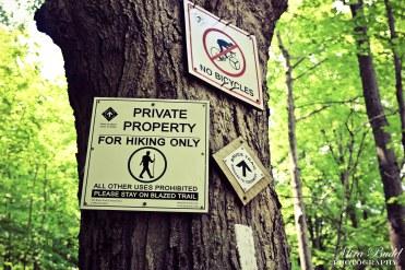 The Bruce Trail Hiking, Hiking Ontario, Top Trails in Ontario, Waterfalls in Ontario, Sherman Falls Hamilton Ontario,