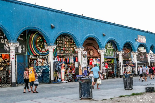 Things to See in Los Angeles, Venice Beach, Places to visit in LA,