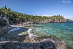 Beautiful Beaches in Ontario, Indian Head Cove Bruce Peninsula