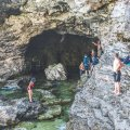The Grotto, Tobermory Ontario, Beautiful Places in Ontario, The Bruce Trail, Indian Head Cove Bruce Peninsula,
