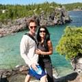 Indian Head Cove Bruce Peninsula