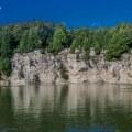Elora Quarry 40 Foot Cliffs