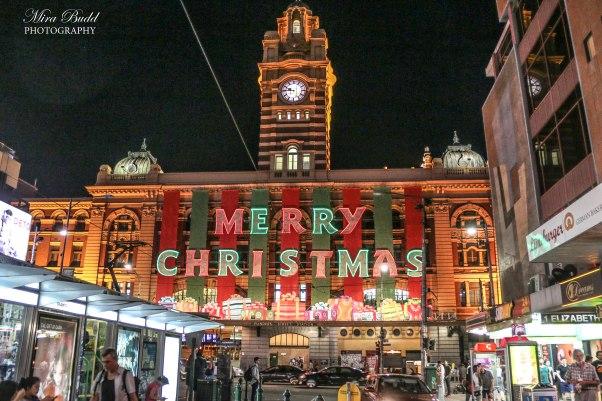 Melbourne Christmas