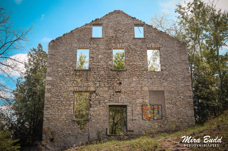 Ontario History, Mill Ruins in Ontario, Hiking Trails Ontario, Ontario Mills, Beautiful Places in Ontario,