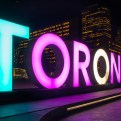 PanAm Toronto Sign, Things to See in Toronto, Places to Visit in Toronto, Beautiful Places in Ontario, Toronto Sign Scandal, Bruce Barrow,
