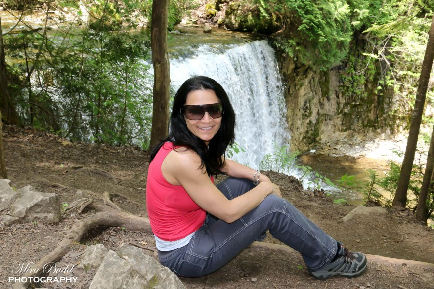 Hoggs Falls Bruce Trail, Hiking Trails Ontario, Beautiful Places in Ontario,
