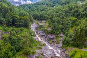 Places to Visit in Switzerland, Beautiful Places in Switzerland, Beautiful Waterfalls in Switzerland, Glacier Waterfalls,