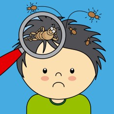 Head Lice, Brampton Hair Salons, Back to School Head Lice, Healthy Hair, Preventing Head Lice,
