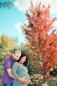 Nick and Maneesha - Maternity Photos Caledon