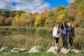 Ontario Hiking Trails, Bruce Trail, Places to hike in Hamilton, Beautiful Places in Ontario,