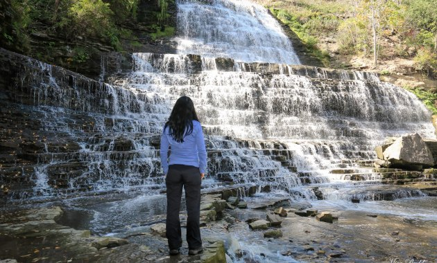 Hamilton Waterfalls, Ontario Waterfalls, Best Waterfalls in Hamilton, Things to See in Hamilton,