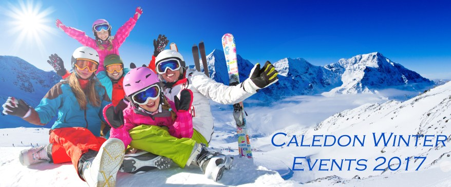 Caledon Winter Events 2017, Things to Do in Caledon, Things to See in Caledon, Beautiful Places in Ontario,