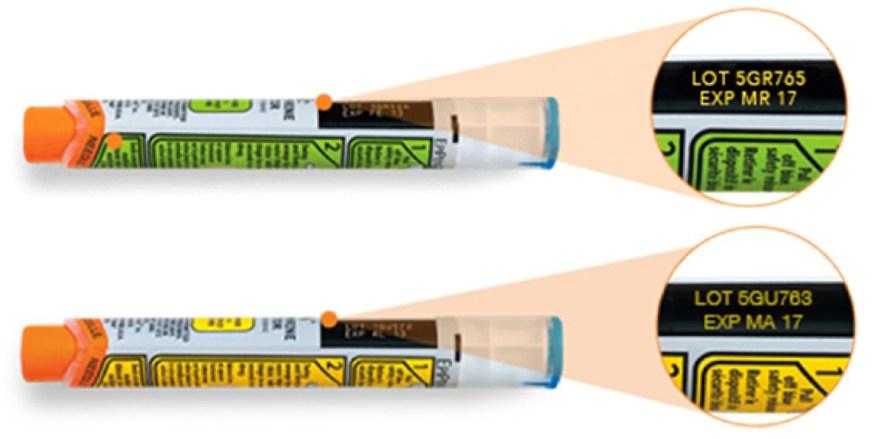 EpiPen Recall, Medication Recall Canada,