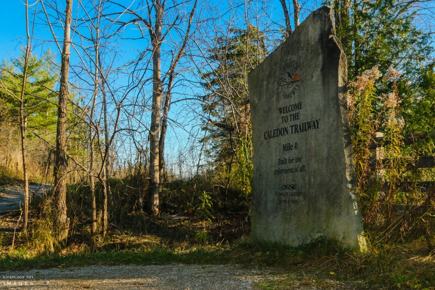 The Great trail, Hiking Trails Caledon, Beautiful Towns in Ontario,