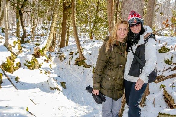 Ontario Hiking Trails, Hilton Falls Side Trail, Bruce Trail Side Trails,