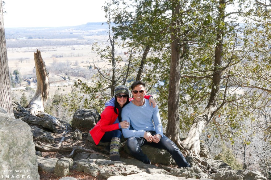 Couple Hiking, Best Hiking Trails in Ontario,