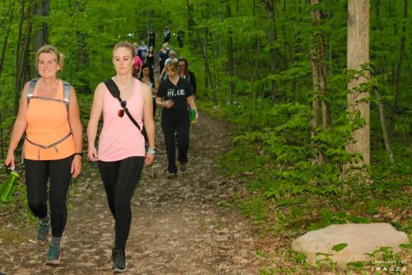 Terra Cotta, Ladies Hiking Group, Ontario Hiking Trails,