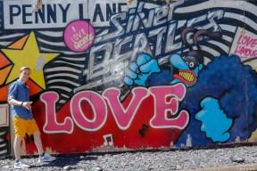 Penny Lane Liverpool, Paul McCartney, Things to See in Liverpool, Places to visit in Liverpool,