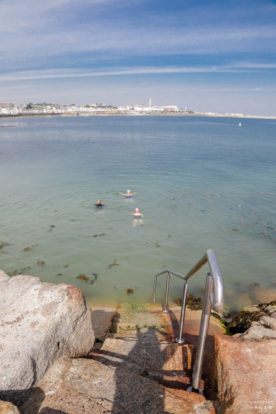 Beaches Near Dublin, 40 Foot, Things to See near Dublin, Sandycove Ireland,