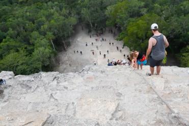 Coba Mayan Pyramid Ruins