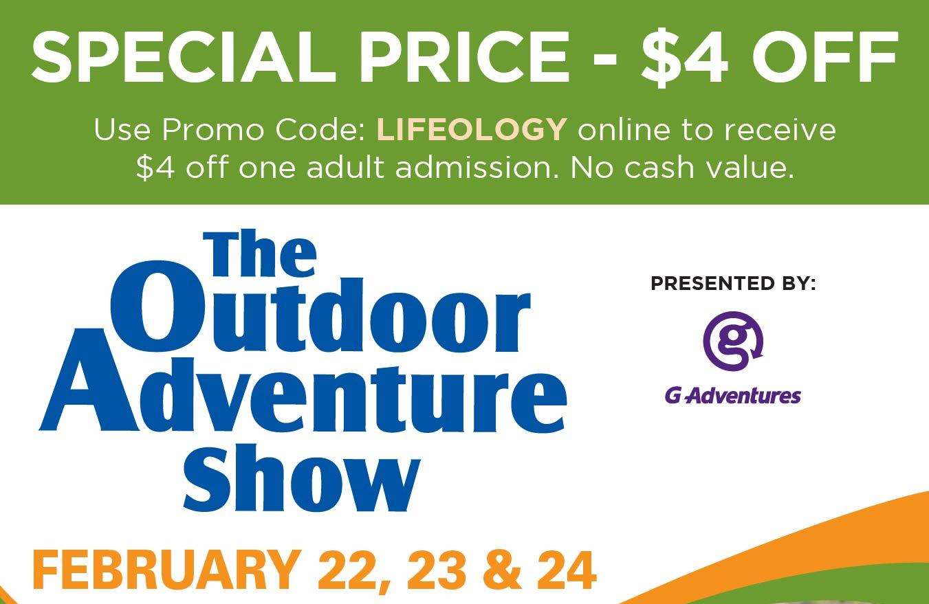 graphic relating to Outdoor Code Printable called The WINNERS Of the Outside Journey Demonstrate Tickets Are