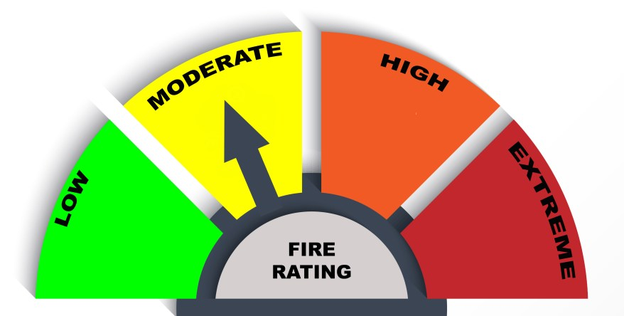 FIRE RATING_Moderate