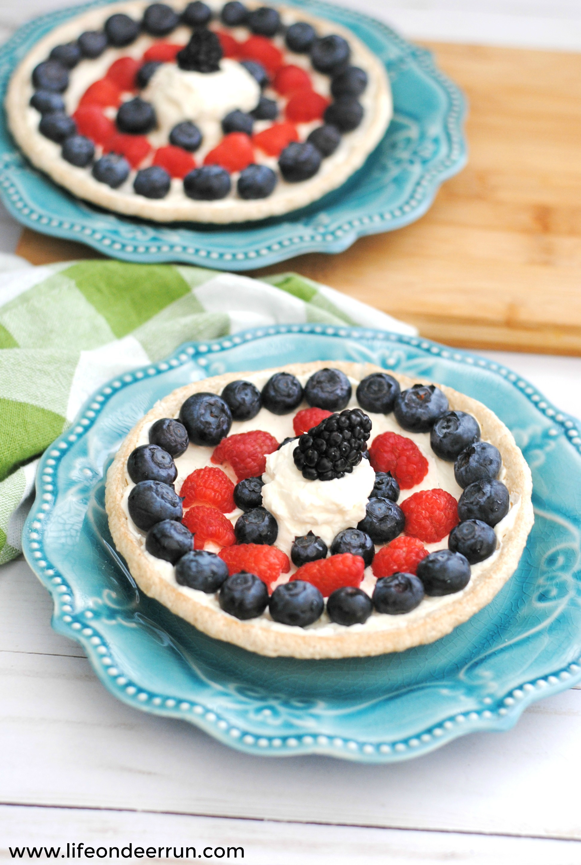 Weight Watchers Fruit Pizza