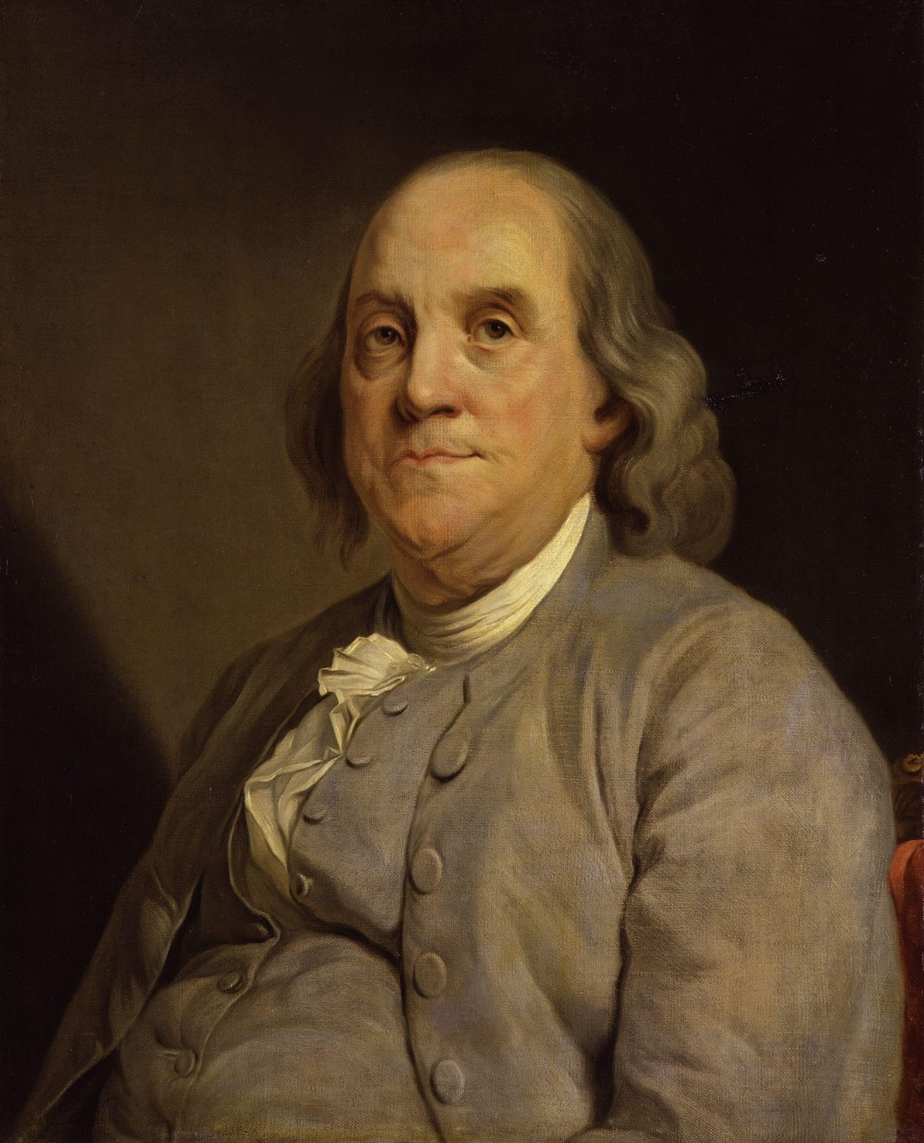 Benjamin Franklin That There Is One God Who Made All