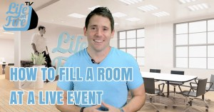 how to fill a room