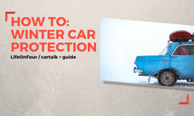 winter car protection