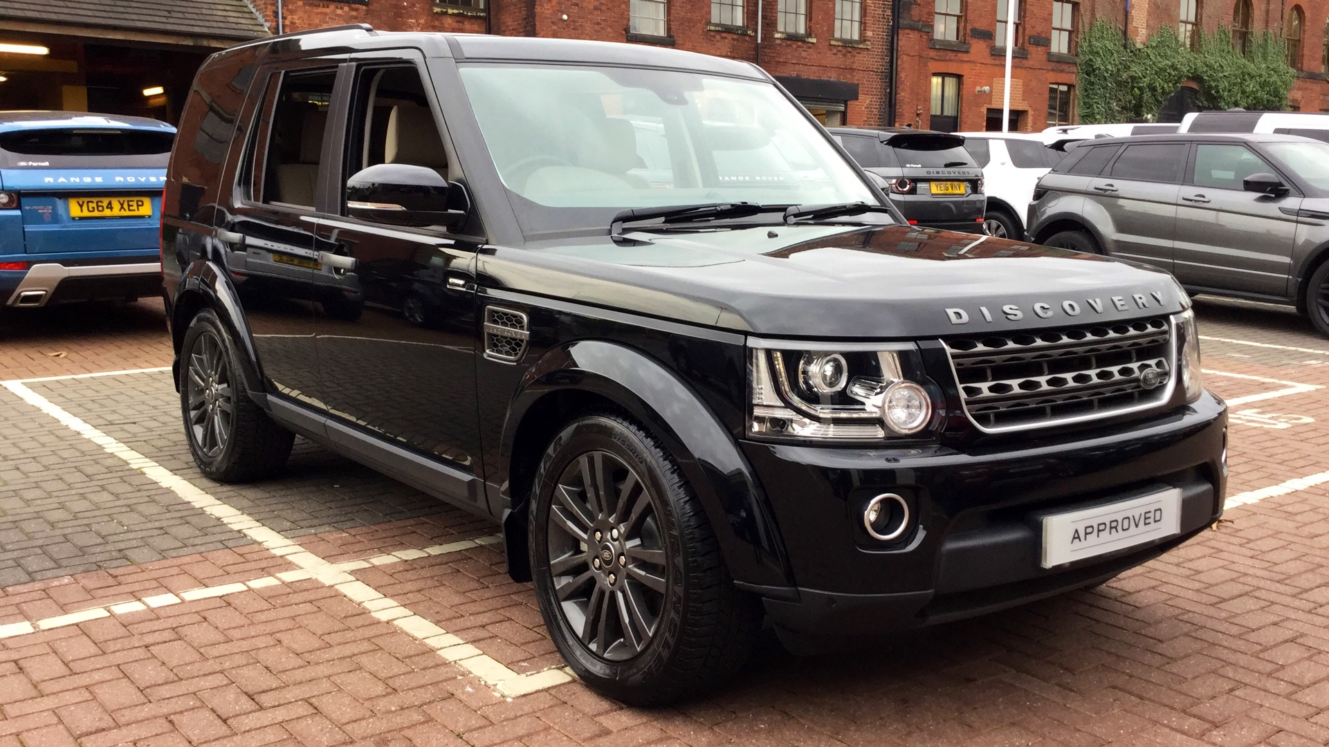 Used Land Rover Discovery 3 0 Sdv6 Graphite 5Dr Auto Diesel