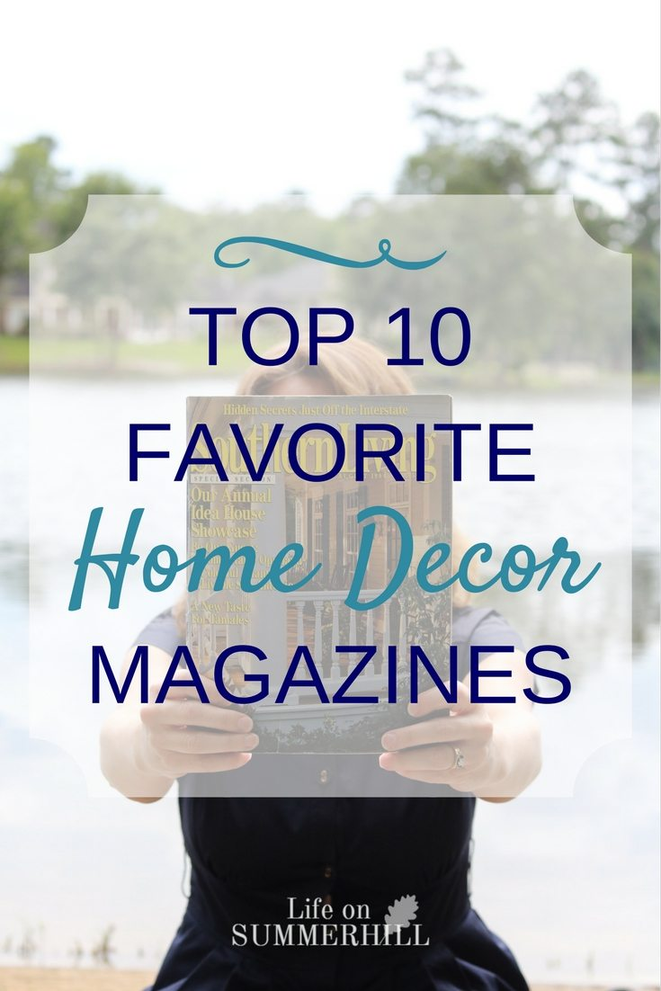 10 Best Home Decor Magazines that will make your