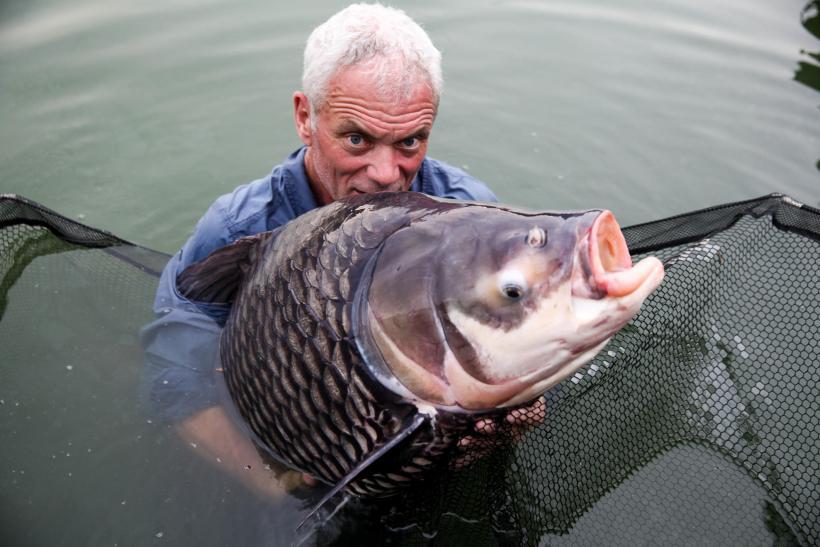 carp exotic fishing thailand