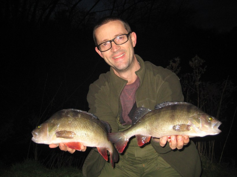 two big perch