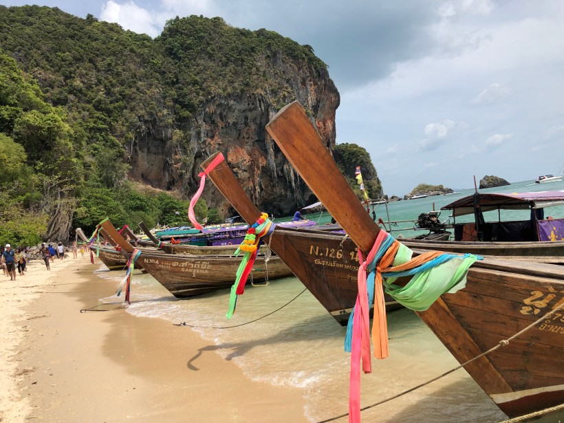 railey beach thailand
