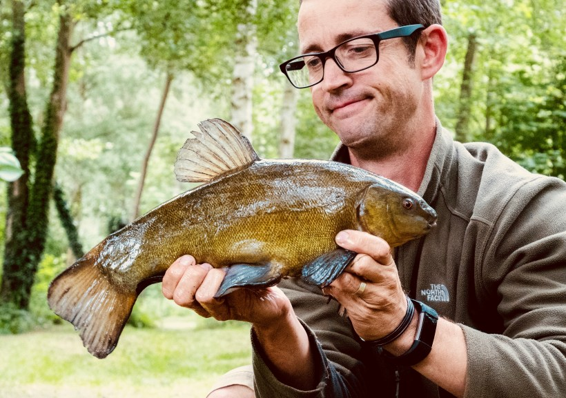tench fishing hertfordshire