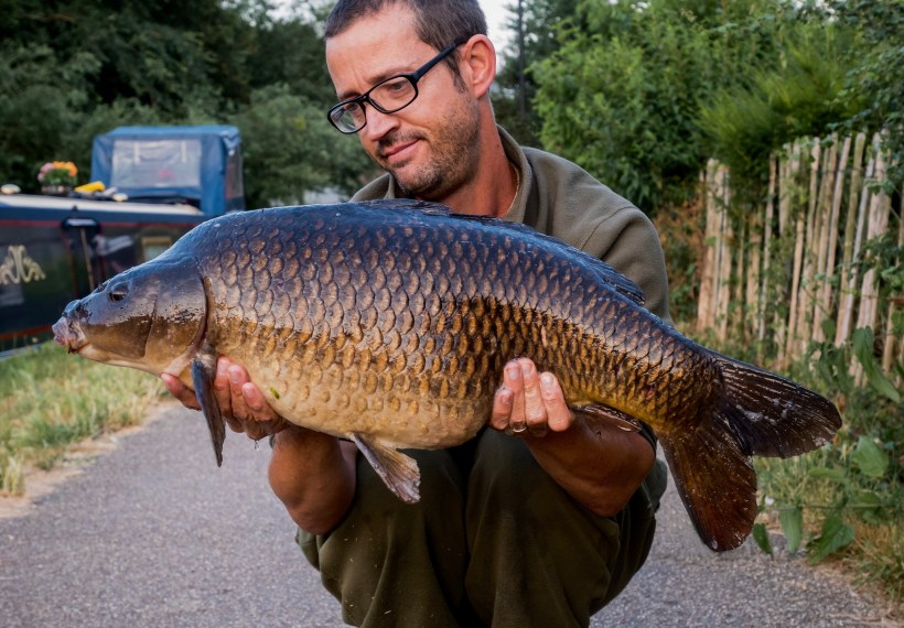 river lea carp fishing