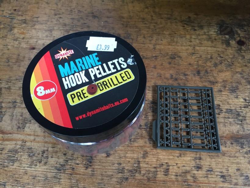 dynamite pellets