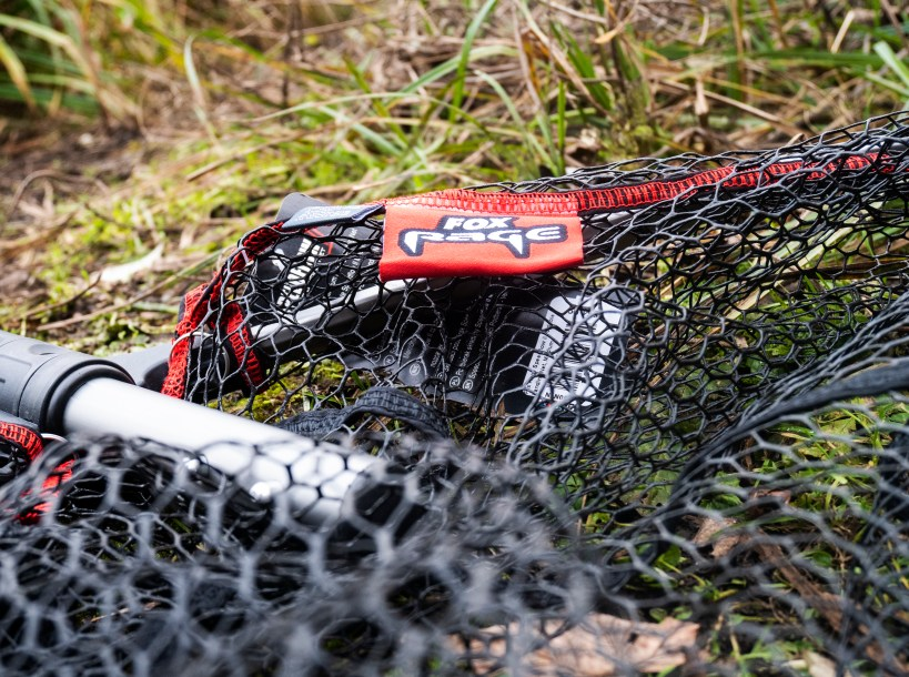 fox rage pike net