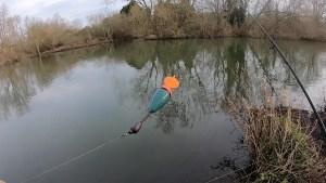 Inline drift float pike