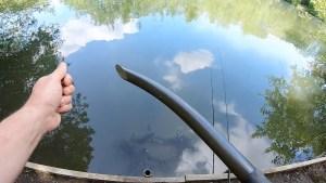 Carp Fishing Throwing Stick